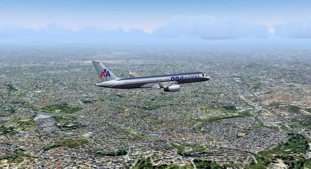 [FS9] Guarulhos - QW 757 AA FS90039