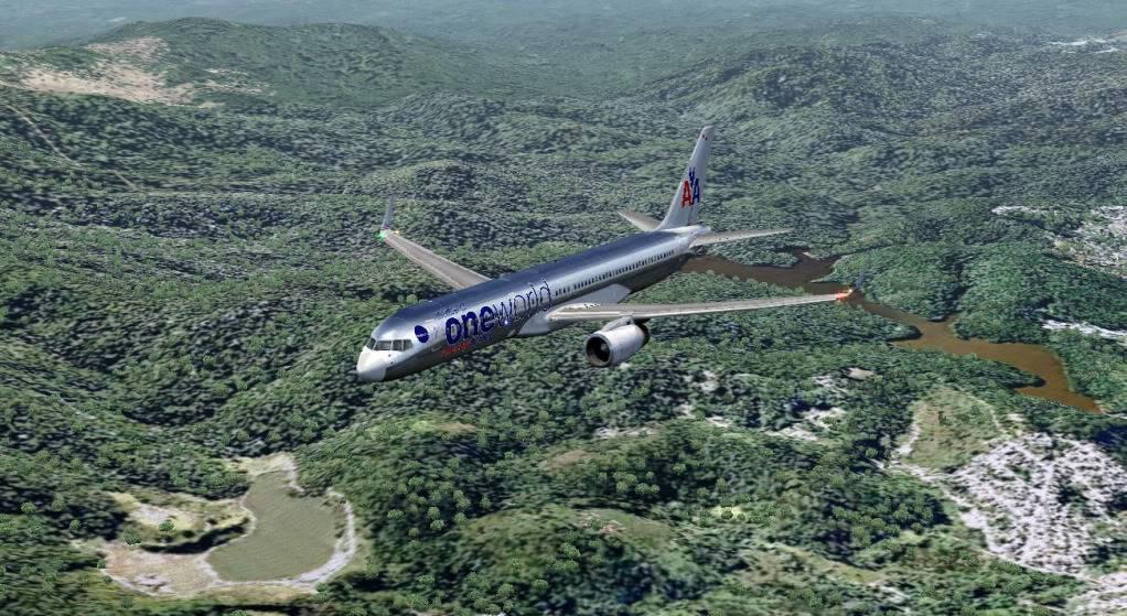[FS9] Guarulhos - QW 757 AA FS90040