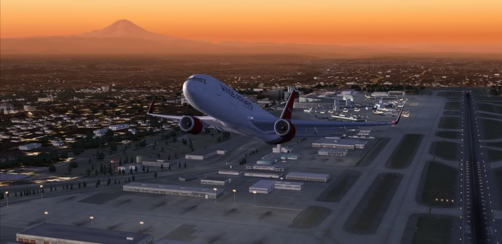 [FS9] Seattle (KSEA) - San Francisco (KSFO) Imagem13Jul231648-1