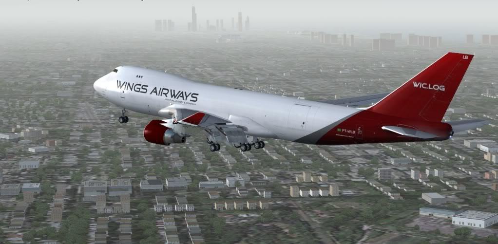 [FS9] Philadelphia (KPHL) - Chicago Midway (KMDW) Imagem22Jul241943
