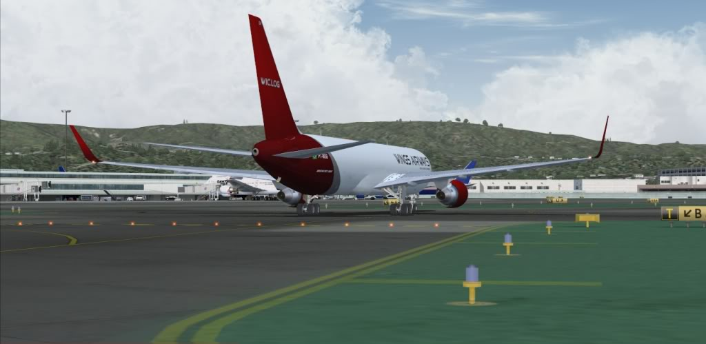 [FS9] Seattle (KSEA) - San Francisco (KSFO) Imagem27Jul231837-1