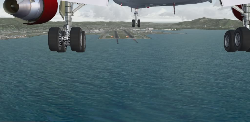 [FS9] Seattle (KSEA) - San Francisco (KSFO) Imagem29Jul231841-1