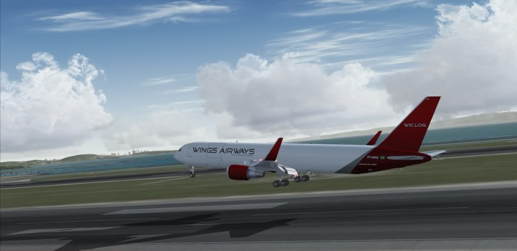 [FS9] Seattle (KSEA) - San Francisco (KSFO) Imagem32Jul231845-1