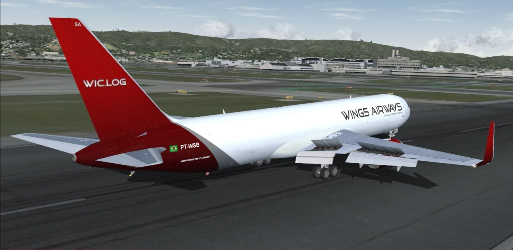 [FS9] Seattle (KSEA) - San Francisco (KSFO) Imagem33Jul231846-1