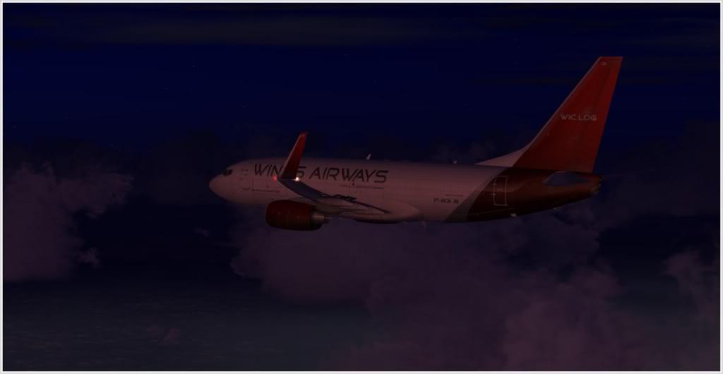 [FS9] Mallorca (LEPA) - Amsterdam (EHAM) Athenas-Paris58
