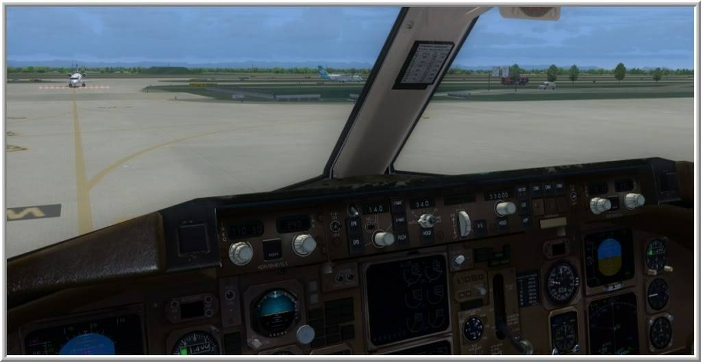 "[FS9] Voltando a ""Era do Jato"" Munich-Vienna13"