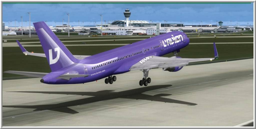 "[FS9] Voltando a ""Era do Jato"" Munich-Vienna29"