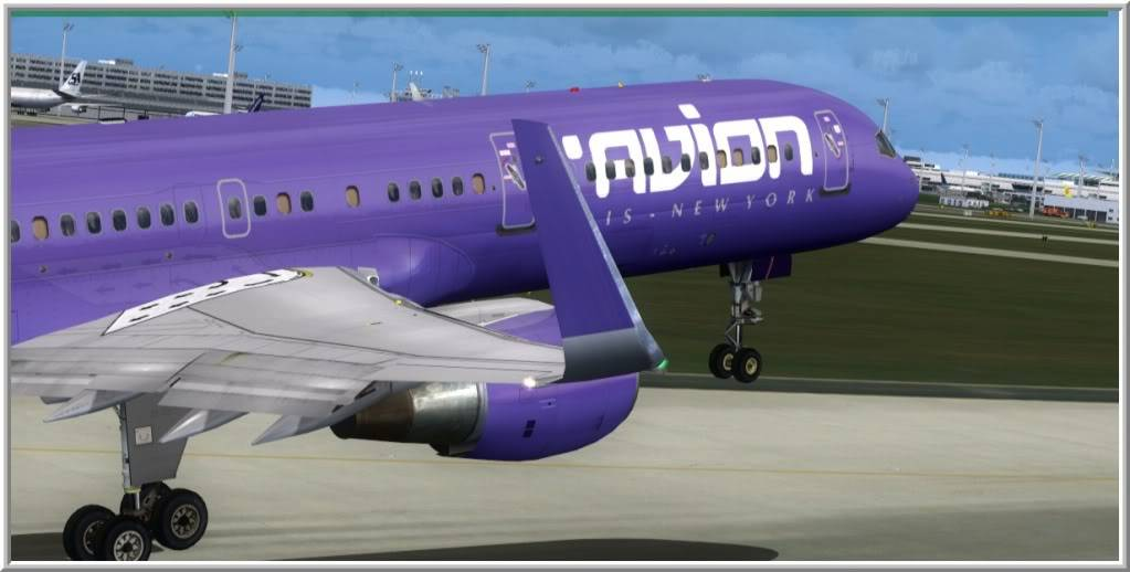 "[FS9] Voltando a ""Era do Jato"" Munich-Vienna30"