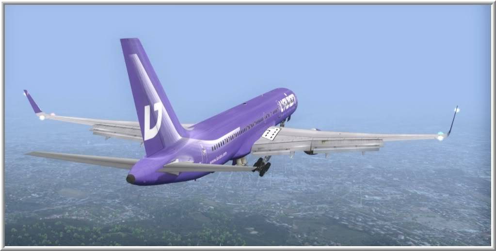 "[FS9] Voltando a ""Era do Jato"" Munich-Vienna48"