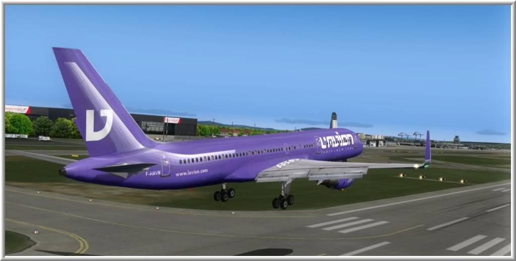 "[FS9] Voltando a ""Era do Jato"" Munich-Vienna59"