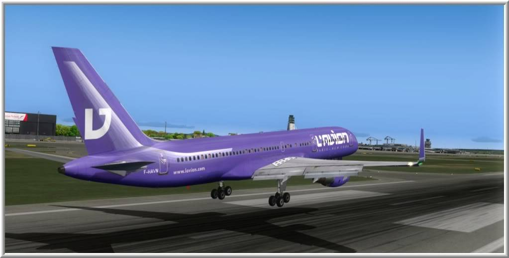 "[FS9] Voltando a ""Era do Jato"" Munich-Vienna60"