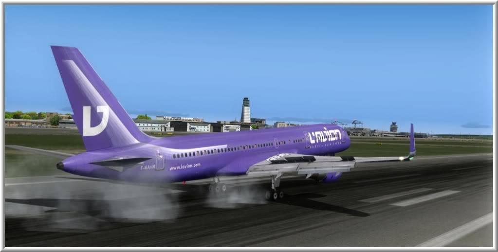 "[FS9] Voltando a ""Era do Jato"" Munich-Vienna61"
