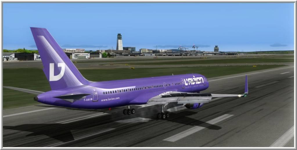"[FS9] Voltando a ""Era do Jato"" Munich-Vienna62"