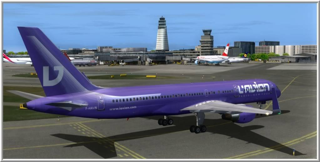 "[FS9] Voltando a ""Era do Jato"" Munich-Vienna65"