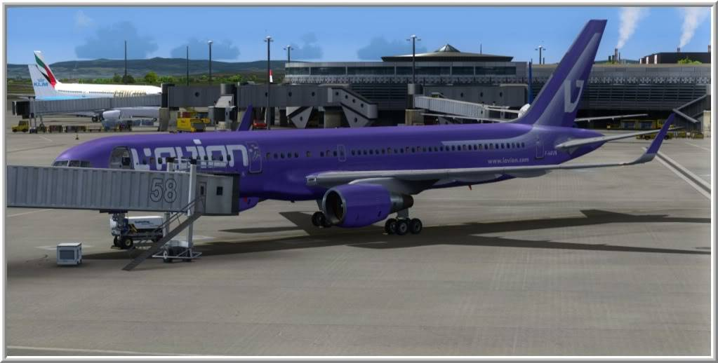 "[FS9] Voltando a ""Era do Jato"" Munich-Vienna67"