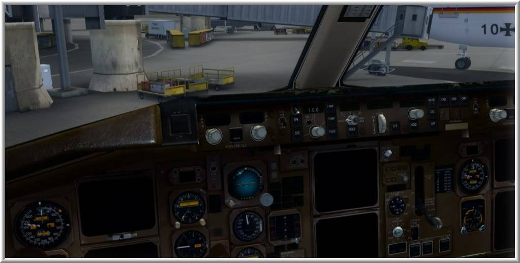 "[FS9] Voltando a ""Era do Jato"" Munich-Vienna68"