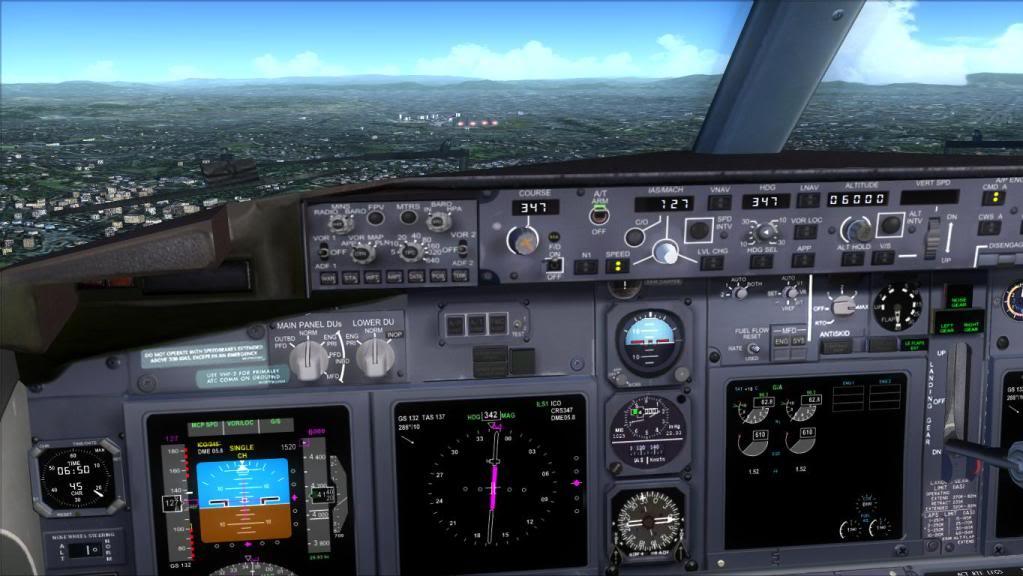 [FS9] SBCT to SBSP 737-700 Varig SBCTSBSP737-70014