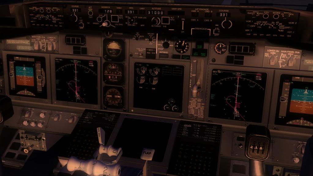 [FS9] SBCT to SBSP 737-700 Varig SBCTSBSP737-7003
