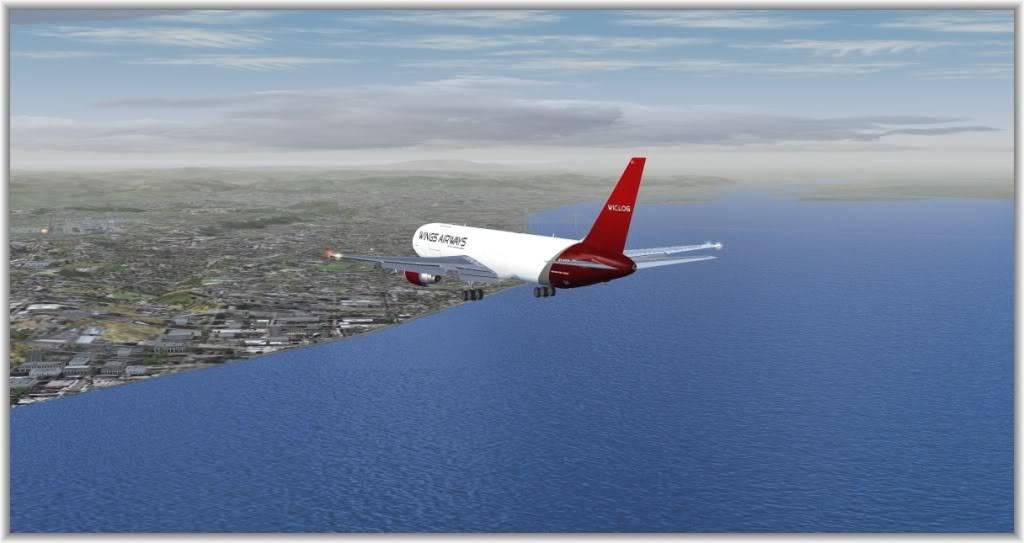 [FS9] Frankfurt - Lisboa SCEL-SBPA29