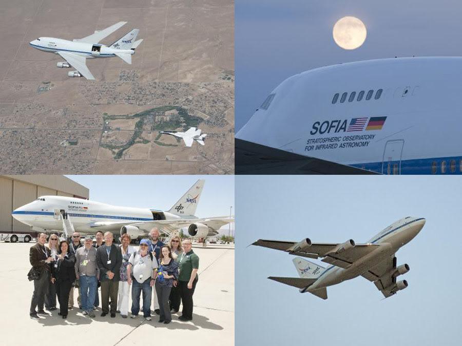 NASA (Frota de pesquisas da NASA) SOFIA