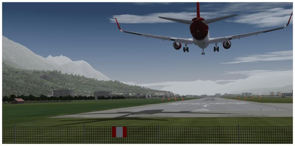 Lisboa (LPPT) - Innsbruck (LOWI) + Bonus. TNCMKMIA06-11-1168