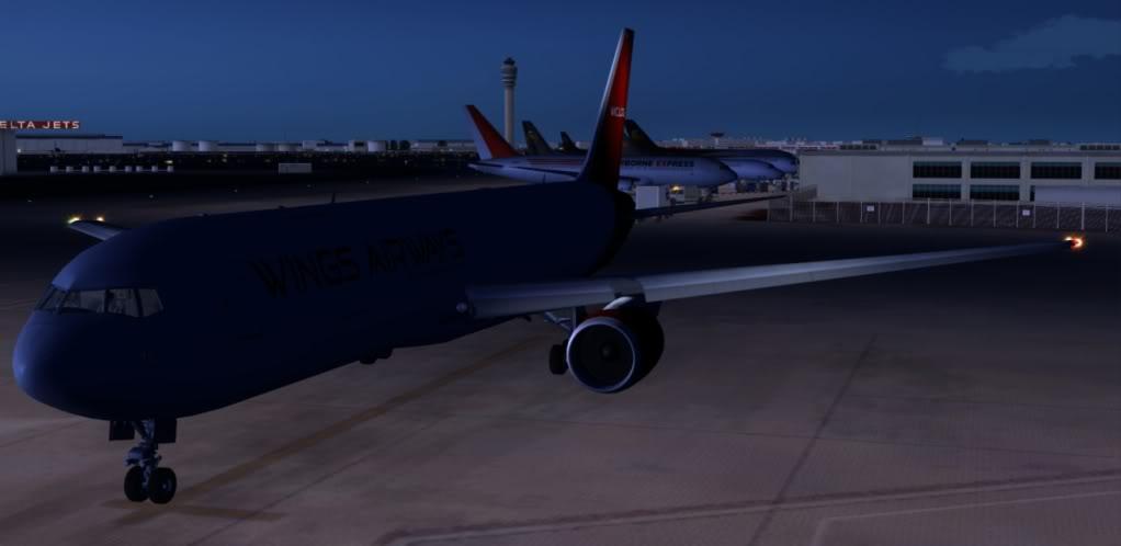 [FS9] Atlanta (KATL) - Nova York (KLGA) Wings09