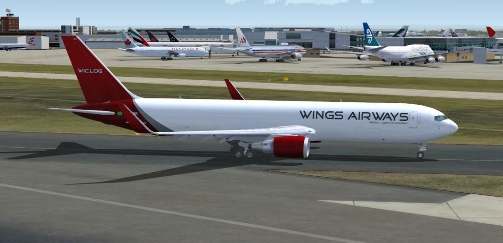 [FS9] Zurich (LSZH) - Londres (EGLL) Wings75
