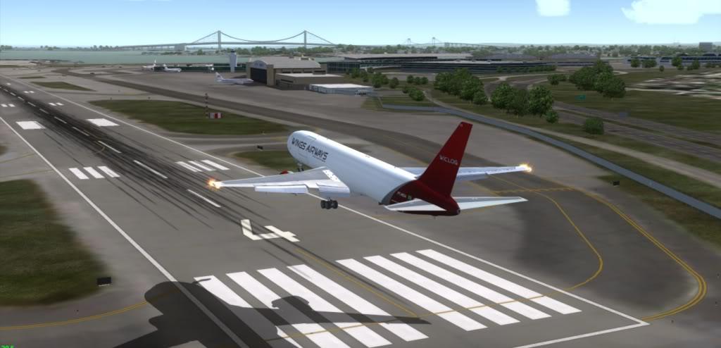 [FS9] Atlanta (KATL) - Nova York (KLGA) Wings90