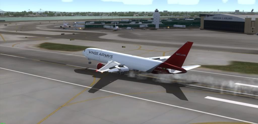 [FS9] Atlanta (KATL) - Nova York (KLGA) Wings92