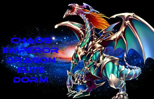 Chaos Emperor Dragon Elite Dorm