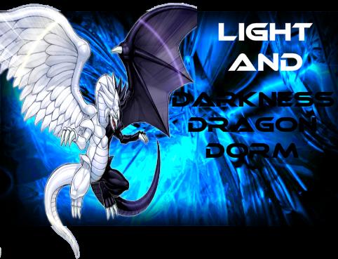 Light And Darkness Dragon Dorm