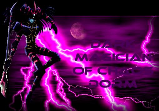Dark Magician Of Chaos Dorm