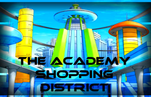 The Academy Shopping District