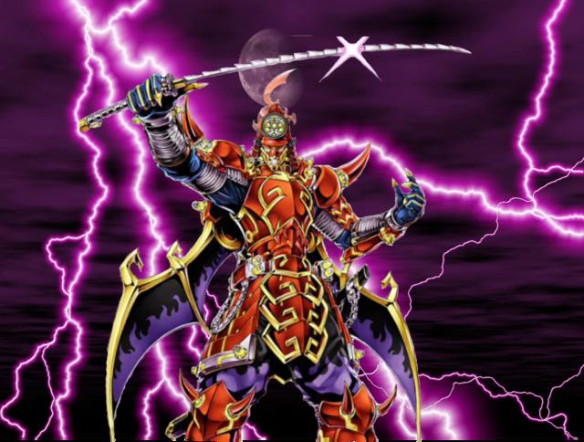 REAL LIFE DUELDISK Legendary_six_samurai_shi_en_by_lazengahn-d4l4ue6-1