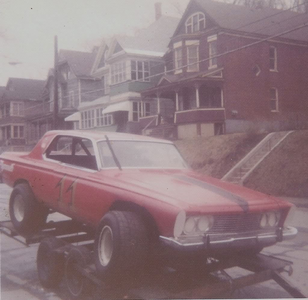 Old time NASCAR 11