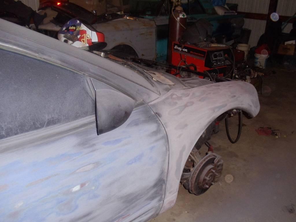 Drag Race Build: 95 Tsi AWD: Automagic DSC00659