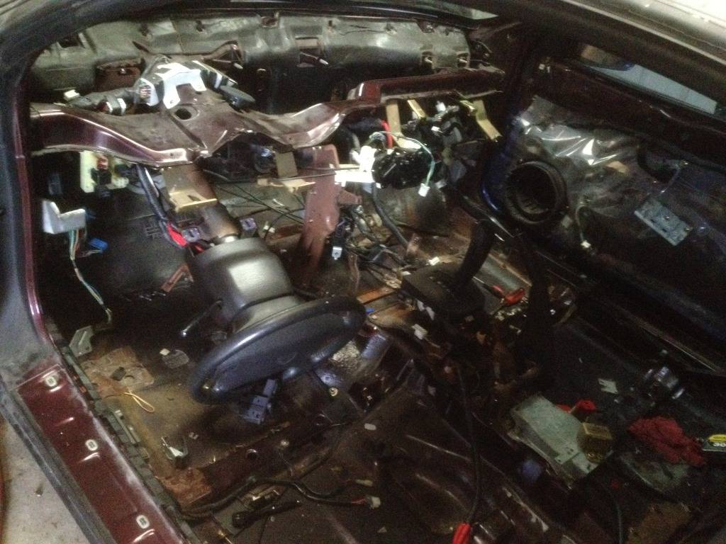 Drag Race Build: 95 Tsi AWD: Automagic E32fcfee