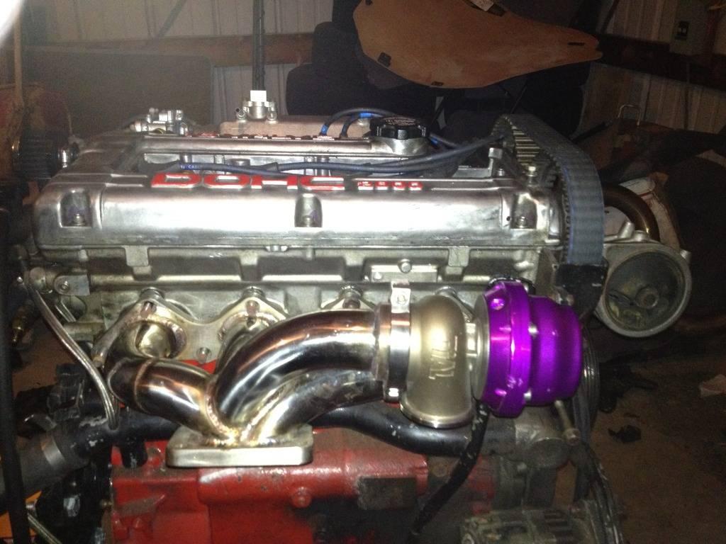 Drag Race Build: 95 Tsi AWD: Automagic E8695192