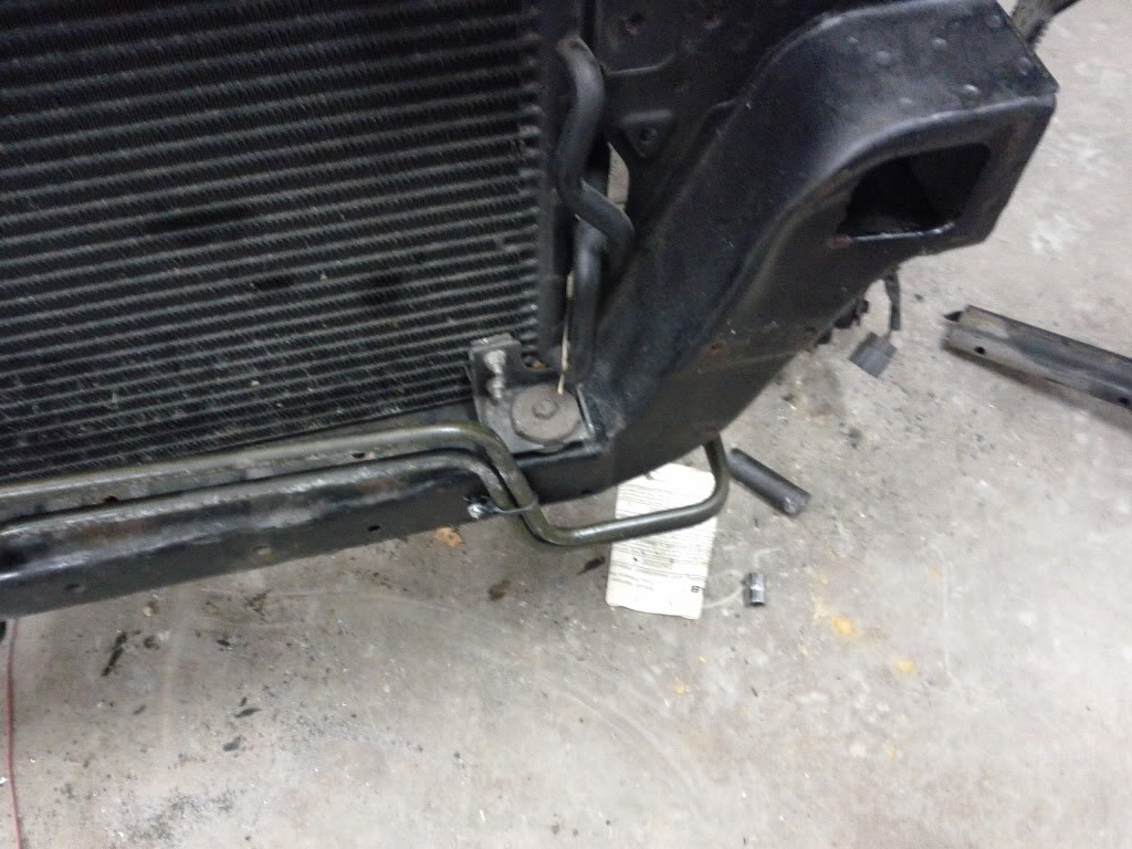 How to: Install VRSF intercooler on a 2g/vrsf review IMG_20110622_202113