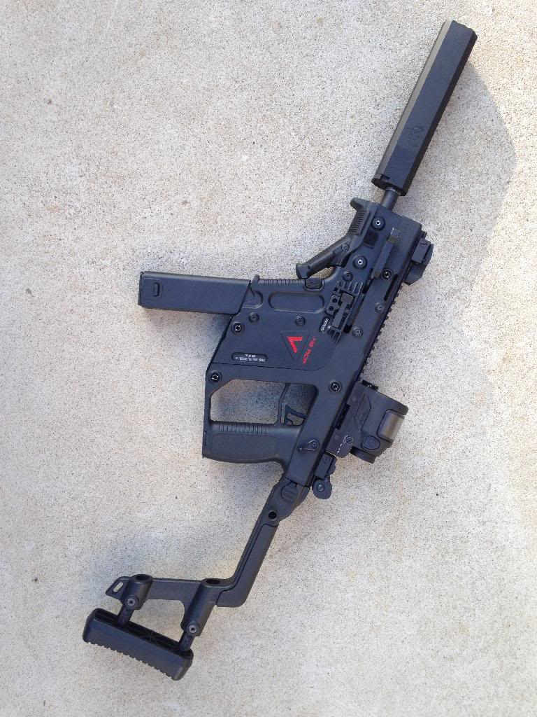 Let's see some pics of your KRISS Vector - Page 6 ACDA307B-1DA7-4F38-A28B-F9E6DC8740DE
