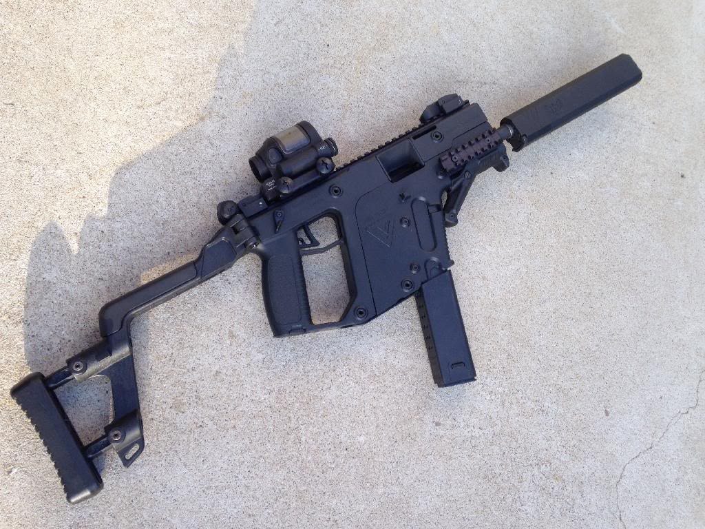 Let's see some pics of your KRISS Vector - Page 6 BF976B3E-1BCE-4F16-9016-7B9EE126B212