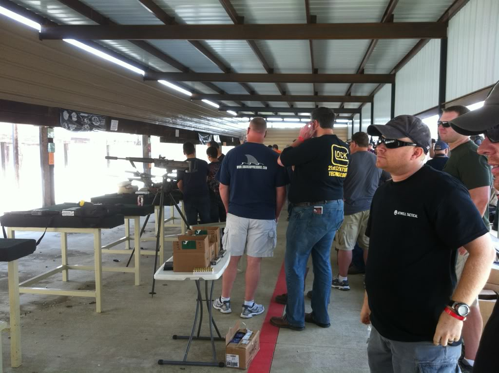 Anyone in Dallas? going to Silencers are Legal shoot this Saturday (2012) 7768215c