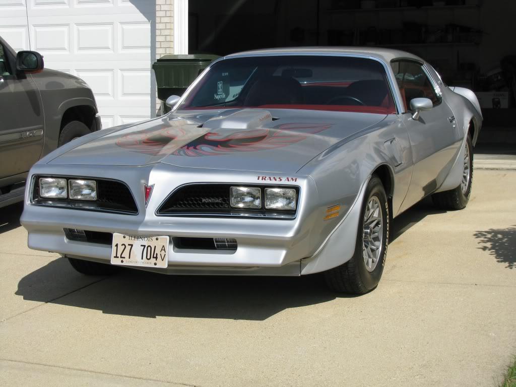 Buying this car this week 77TA