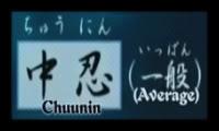 Misiones Rango C y B - Chunnin