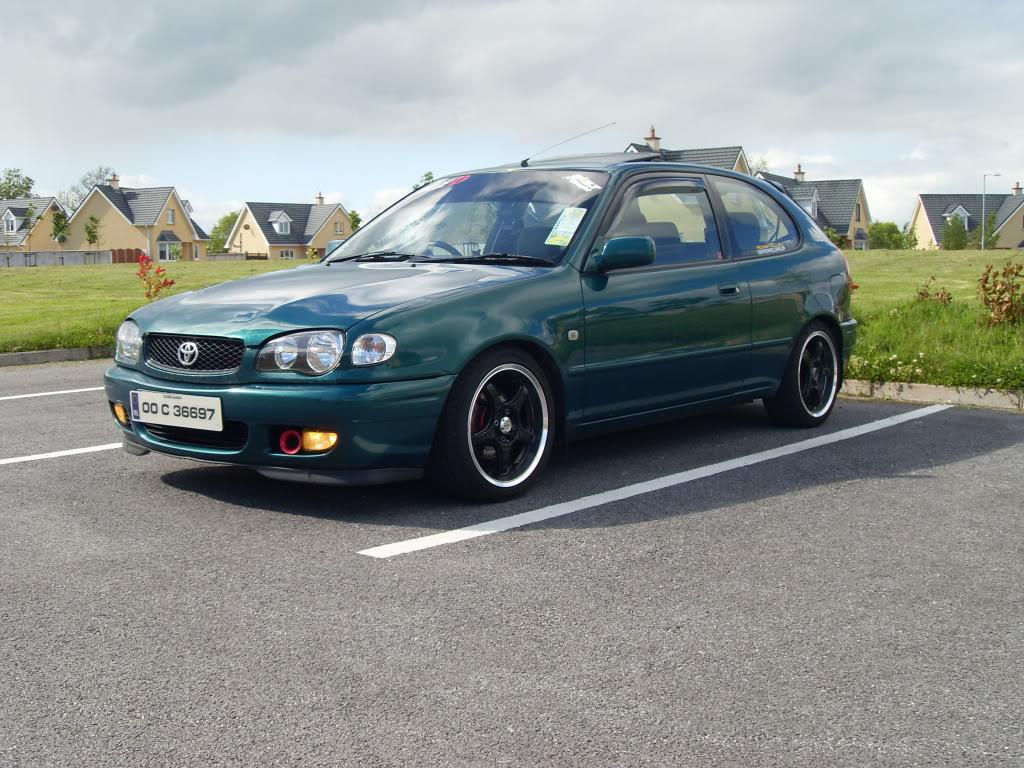 My Corollas (Team Hulk) Cam1093