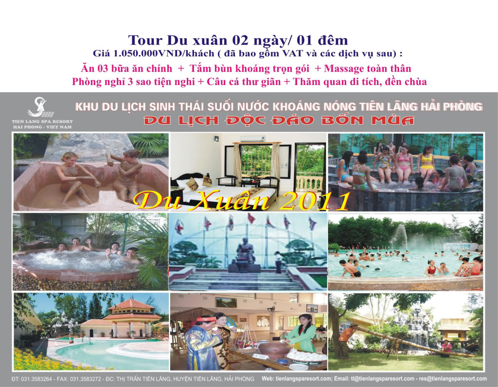 Countryside tour in Tien Lang Spa Resort - Hai Phong - Viet Nam T12011