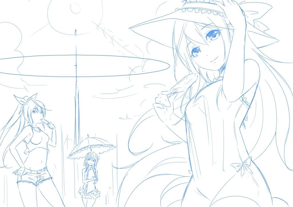 BlacK~MooN Gallery update 29/7/55 - Page 2 Summer-1