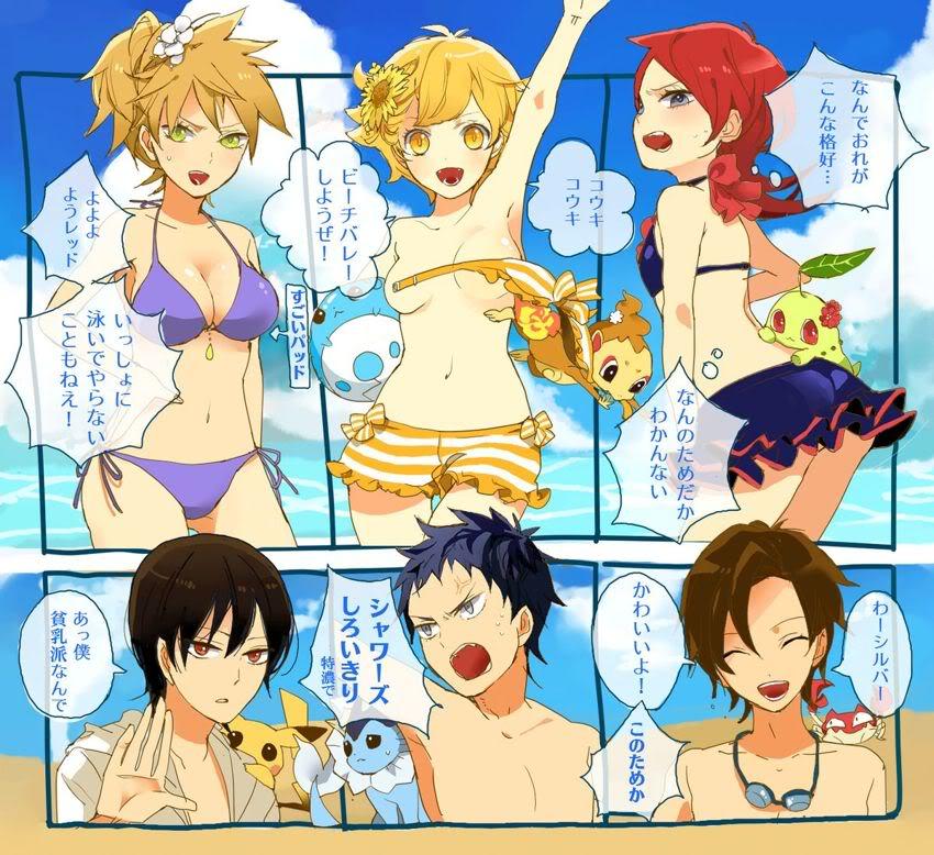 Summer Swim Suit Competition. Sample_17708f7d067810702f74e00691579ec654e87d90