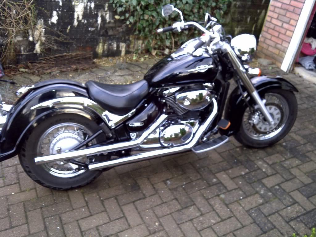doobie's ride .......... 2008 Suzuki C800 Allsorts025