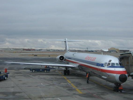 Albuquerque -Chicago sur American Airlines Katherine0008